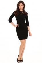 Catherine Lace Elegance Dress