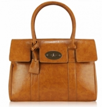 Bayswater handbag (Brown)