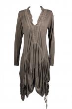 Claudia Ruffle Parachute Dress