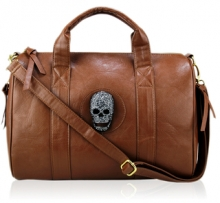 Grayson Bowling Bag (Brown)
