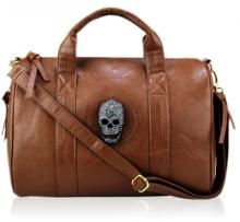 Grayson Bowling Bag (Brown)