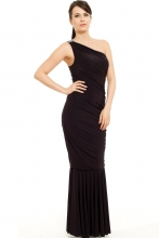 Katie One Shoulder Maxi Dress