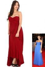 Jessica Bustier Maxi Dress