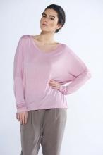 Mimi Fine Knit Batwing Top