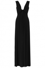 Nicole Drape Maxi Dress