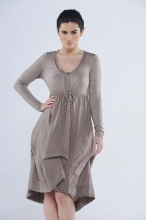 Patsy Zip Parachute Dress