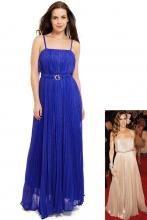 Sarah Lurex Maxi Gown